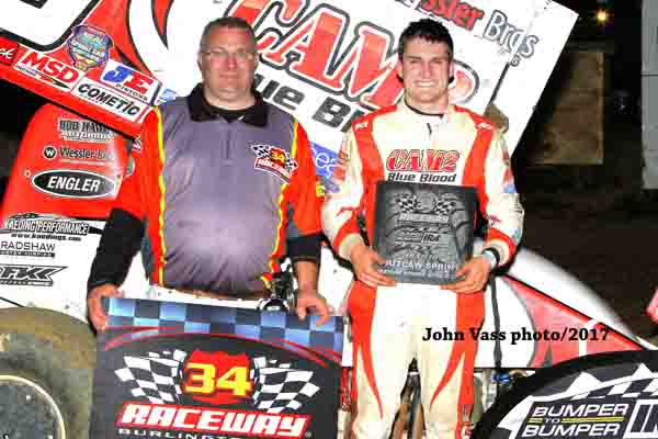 Rothzen, Bowling Jr., and Lennox Start 2017 34 Raceway ...