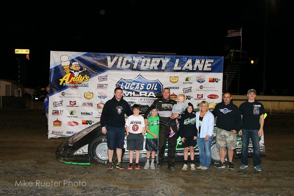 Deery Brothers Iowa City >> CHAD SIMPSON CONQUERS THE 1/4 MILE AT DAVENPORT ...